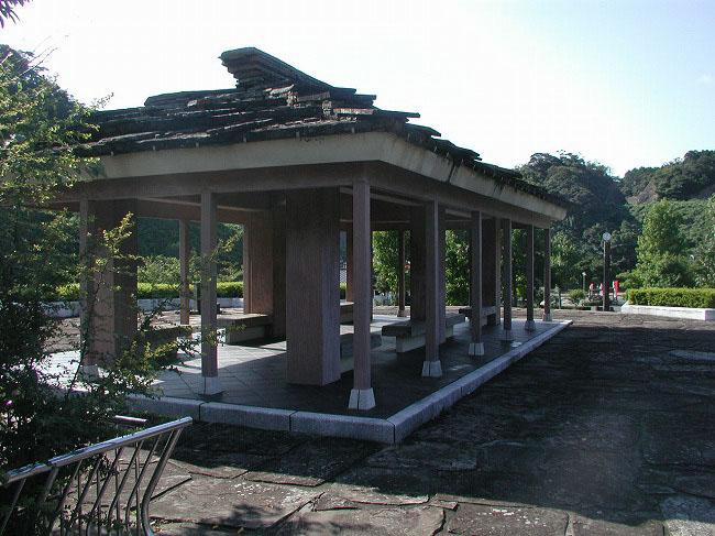 美津島総合公園休憩所