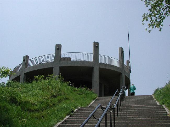 稲佐山公園展望台