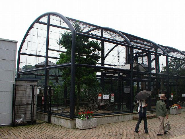長崎公園動物舎