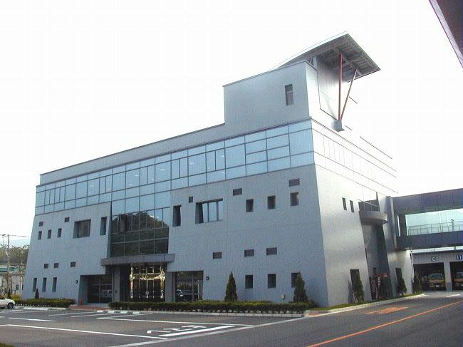 新東部クリーンセンター管理棟