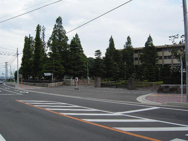 島原農高校庭改修