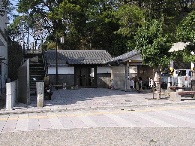 島原温泉・泉源公園