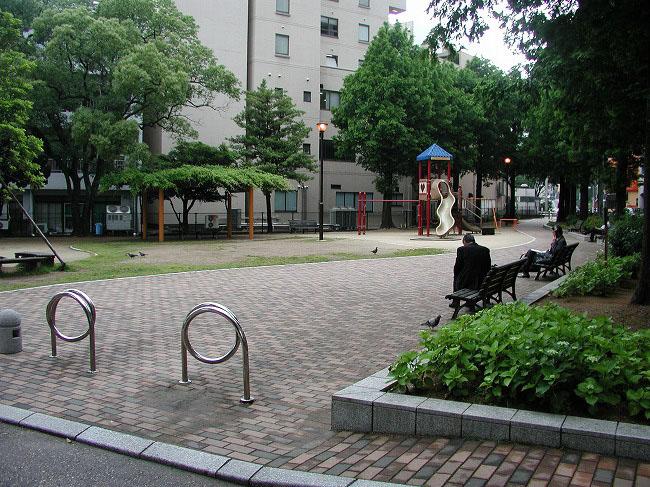 瓊ノ浦公園(長崎市街区公園再整備)