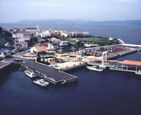 伊王島港環境整備