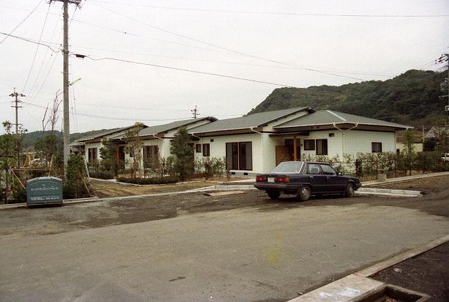 西川内住宅