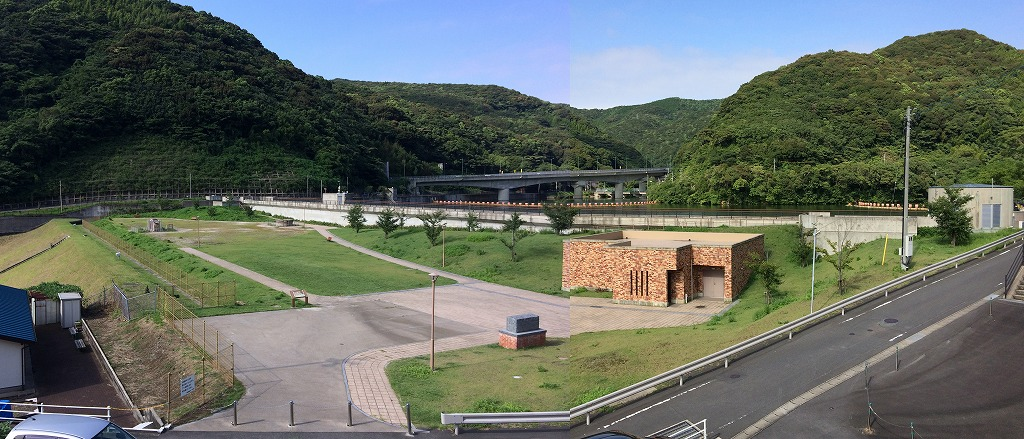 本河内高部ダム環境整備
