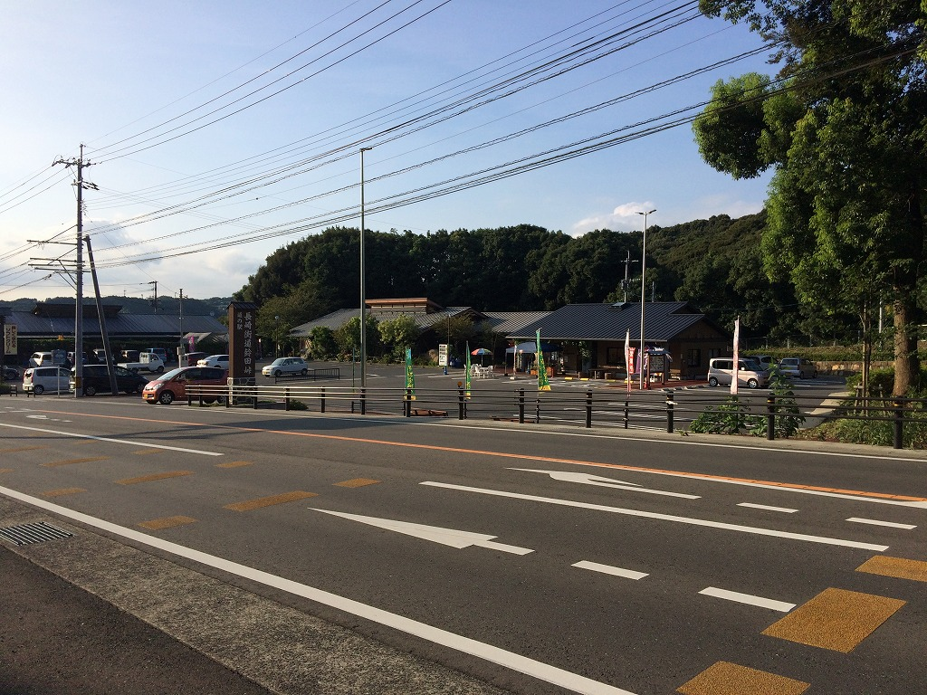道の駅「長崎街道鈴田峠」整備