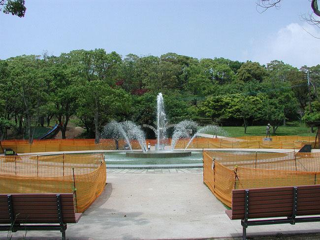 稲佐山公園噴水施設