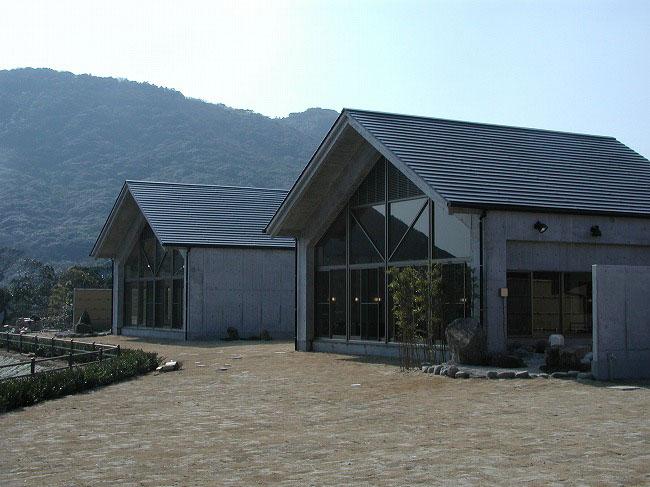 上対馬三宇田浜温泉施設