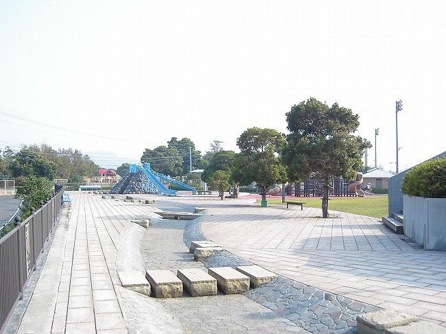 福江市中央公園