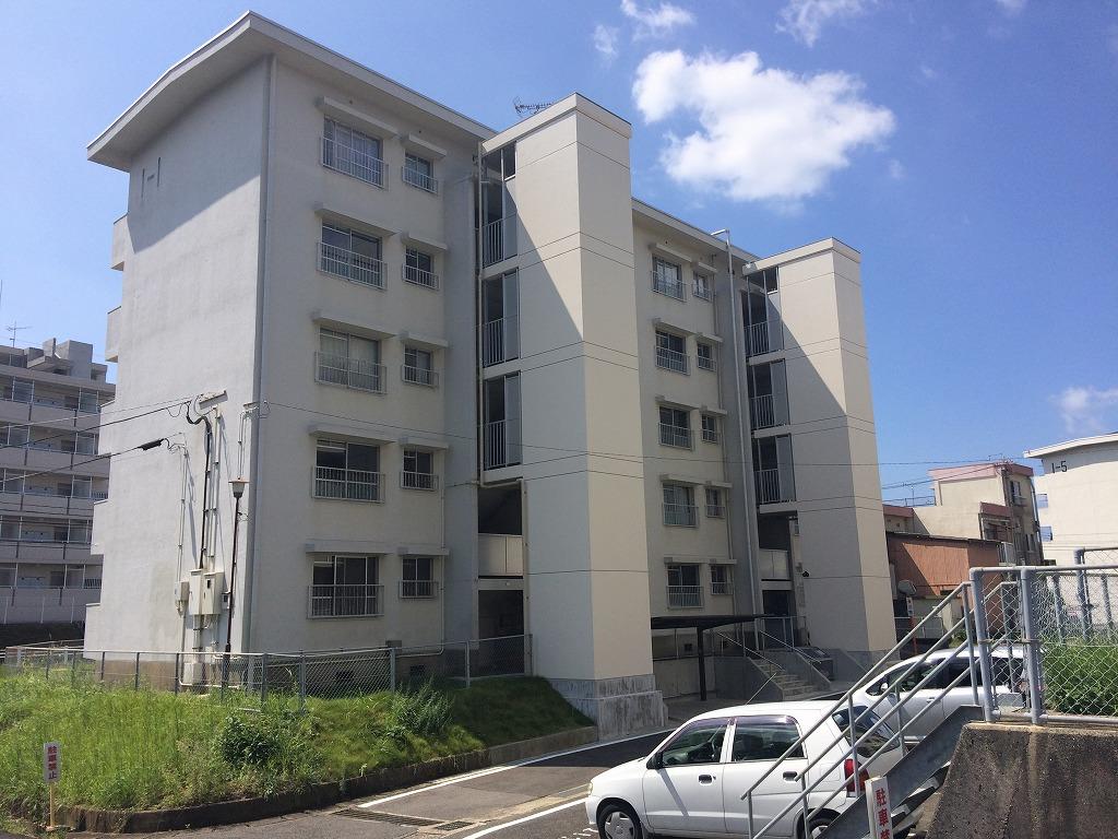 新田団地(1-1棟)住戸改善